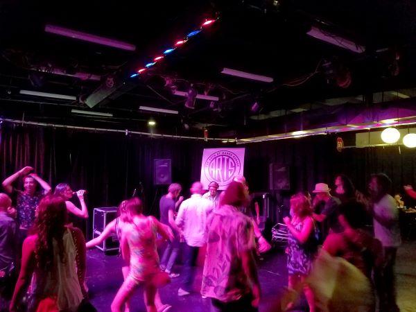 The Arts at Marks Garage dance floor