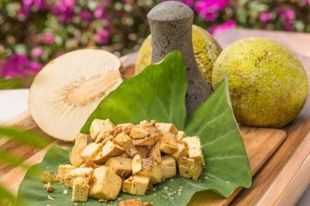 Hawaiian Ulu (Breadfruit) Paiai