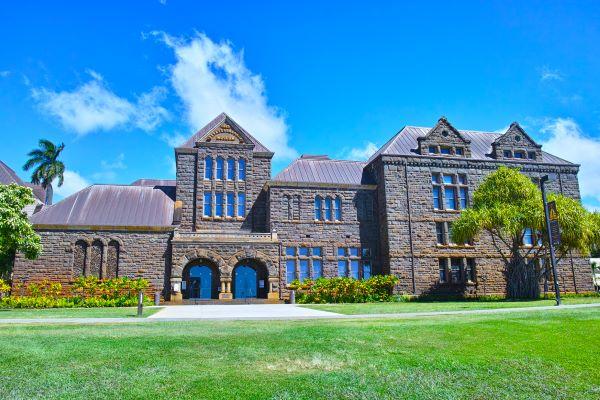 Bishop Museum Hawaiian Hall in Honolulu