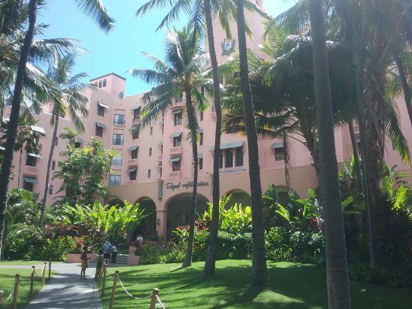 Royal Hawaiian Hotel 2021 photo