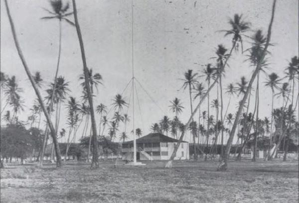 Queen Kapiolani home circa 1870